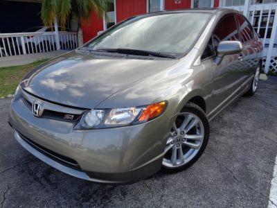 2007 Honda Civic Si (Galaxy Gray Metallic)