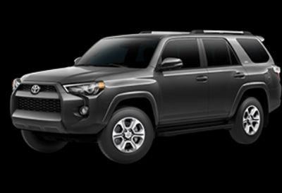 2019 Toyota 4Runner SR5 (Magnetic Gray Metallic)