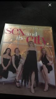 Complete 4th season. Sex And the city.