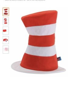 ISO. Cat in the Hat. Hat