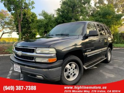 2003 Chevrolet Tahoe Base (Indigo Blue Metallic)