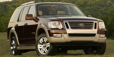 2006 Ford Explorer Eddie Bauer (Oxford White Clearcoat)