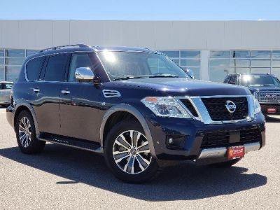 2018 Nissan Armada 4x4 SL (blue)