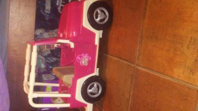 18 in doll jeep for any,18 inch size dolls