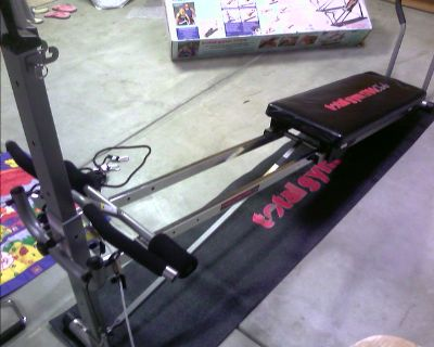 Total Gym XLX+cycle trainer, MUST SELL by 9/17