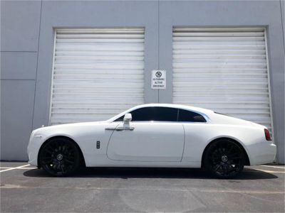 2015 Rolls-Royce Silver Wraith