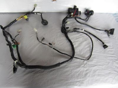 Purchase 06 suzuki GSX 600F katana main wire harness motorcycle in Indianapolis, Indiana, US, for US $72.89