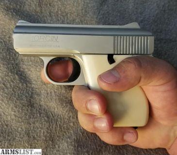 "For Sale/Trade: Lorcin pocket pistol .25 acp, ""Saturday Night Special"""