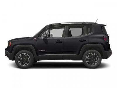 2016 Jeep Renegade Trailhawk (Black)