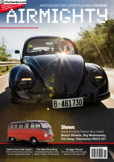 AirMighty Megascene Aircooled Issue # 11
