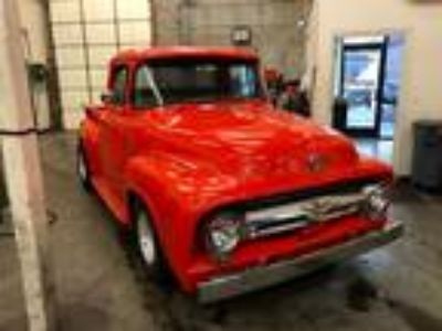 Used 1956 Ford F100 for sale.