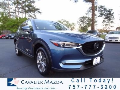 2019 Mazda CX-5 (Eternal Blue)