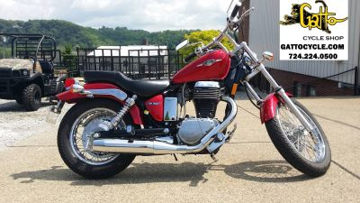 2015 Suzuki Motor of America Inc. Boulevard S40 Cruiser Motorcycles Tarentum, PA