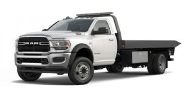 2019 RAM 5500 Chassis Cab Tradesman (Flame Red Clearcoat)