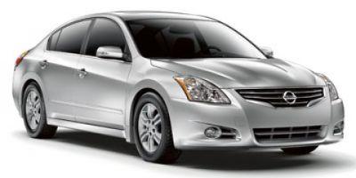 2011 Nissan Altima 2.5 (Brilliant Silver Metallic)