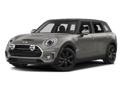 2018 MINI Clubman Cooper S (Melting Silver Metallic)
