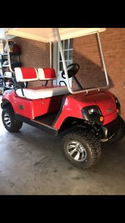 TRADE - YAMAHA GAS GOLF CART- TRADE