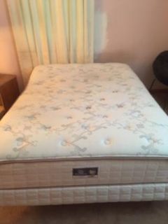 FREE Full sized mattress and box spring