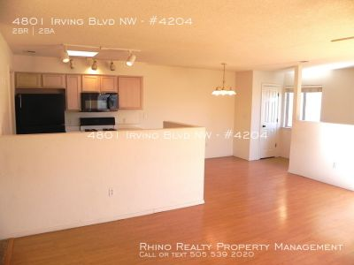 Move in Ready! 2 Bed 2 Bath with a Beautiful View !!