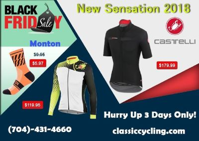 Black Friday Sales 2018 - Men's Winter Collection | Classic Cycling