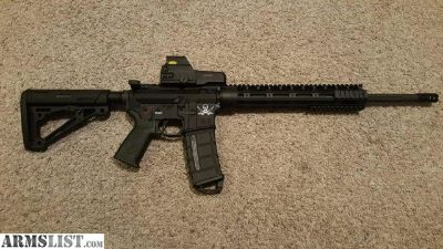 For Sale: Custom built Spikes Tactical Jolly Roger w/ Gen2 upper (optics not included)