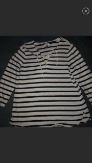 Old Navy Lace-Up Top(s)