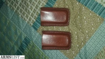 For Sale: 1911 leather holsters/clips
