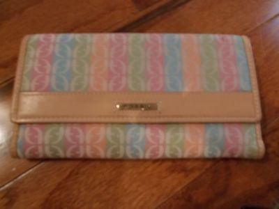 CLEARANCE ***Fossill Checkbook Wallet***