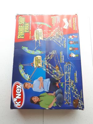 K'nex Pirate Ship Park