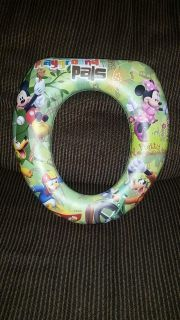 Mickey Mouse potty seat! New condition!