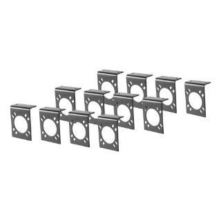Buy CURT Manufacturing 57205 Trailer Wire Connector Bracket motorcycle in Chanhassen, Minnesota, United States, for US $44.72