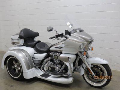 2013 Motor Trike Kawasaki Vn1700 Voyager Motor Trike Trikes Lima, OH