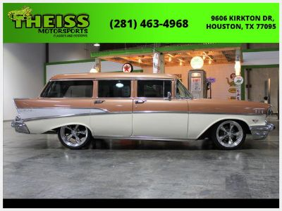 Used 1957 Chevrolet 210 Wagon for sale