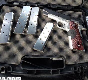 For Sale/Trade: Kimber Pro Crimson Carry II