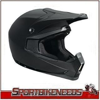 Buy Thor Quadrant Matte Flat Black Helmet New XXLarge 2XL motorcycle in Granger, Indiana, US, for US $159.95