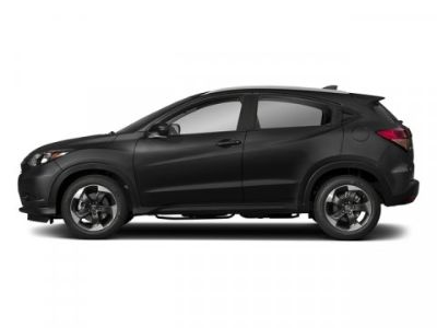 2018 Honda HR-V EX-L Navi (Crystal Black Pearl)