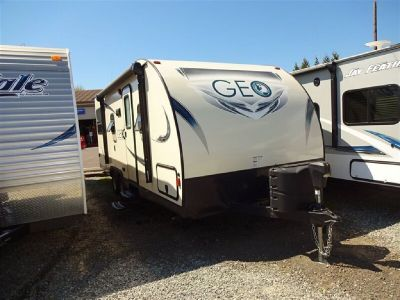 2018 Gulf Stream Geo 22UDL Travel Trailer