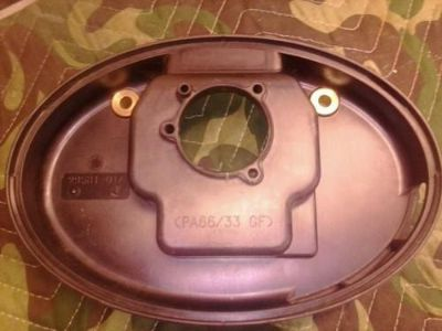 Buy Harley Davidson Air Cleaner Backplate 29581-01A Filter Housing Many Models OEM motorcycle in Lake Bluff, Illinois, US, for US $5.00