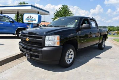 2012 Chevrolet Silverado 1500 Work Truck (Black)