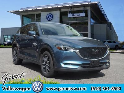 2018 Mazda CX-5 Grand Touring (Eternal Blue Mica)