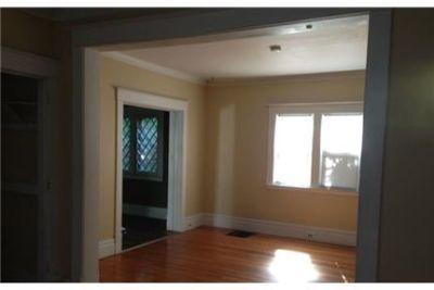 You couldn't ask for a better location for this 4 bedroom house. Pet OK!