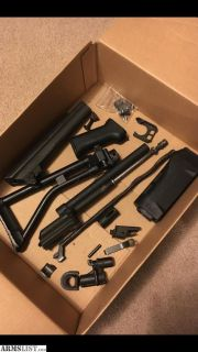 For Sale/Trade: Galil AR parts kit