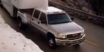 2003 GMC Sierra 3500 SL (Pewter Metallic)