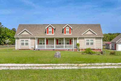 796 Bridge Creek Road Ridge Spring Four BR, Looking for the