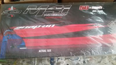 Traxxas M41 Widebody Snap-On Edition RC Boat OBO