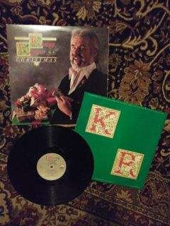 Record - Kenny Rogers Christmas