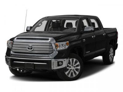 2016 Toyota Tundra Limited (White)