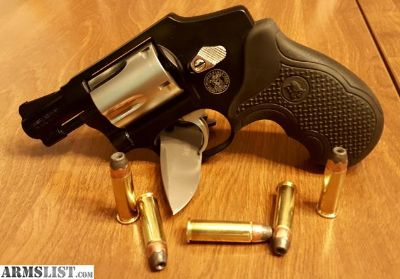For Sale/Trade: Smith&Wesson 442 Performane Center