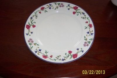 Lenox Casual Images Rose Garden China