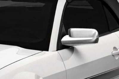 Find SES Trims TI-MC-105F Ford Mustang Mirror Covers Car Chrome Trim 3M Brand New motorcycle in Bowie, Maryland, US, for US $66.00